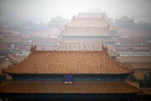 Beijing Smog.