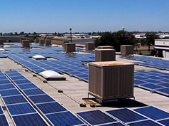 Industrial Solar Panels by Soventix