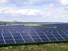 Example of Solar Farm